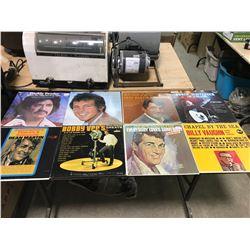 Lot Of Records - Dean Martin, Pat Boone, Don Messer, Freddy Fonder, Bobby Vee