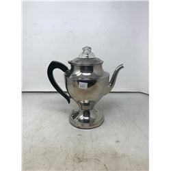 1920's Chrome Coffee Percolator