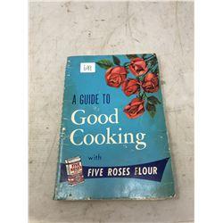 Five Roses 1957 Cook Book
