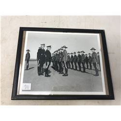 1950's Real Photo - R.C.M.P. Officer In Uniform