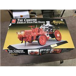 """The Christie"" American Steam Engine Model Kit"