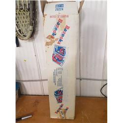 "1991 O-Pee-Chee Hockey Sheets 4 uncut 28.5"" X 48"" Sheets"