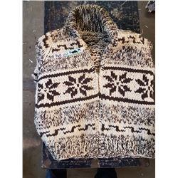 Siwash Sweater Size Large?