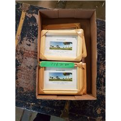 "6 - 4"" X 6"" Picture Frames"