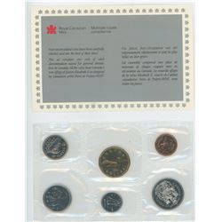 1990 6-coin Proof Like Set.
