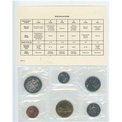 1993 6-coin Proof Like Set.