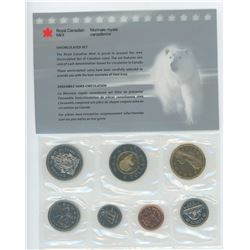 1999 7-coin Proof Like Set.