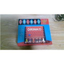 DRINKO, DRINKING GAME