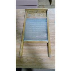 GLASS WASH BOARD
