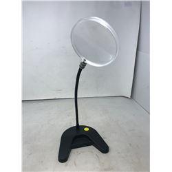 adjustable 4x magnifier