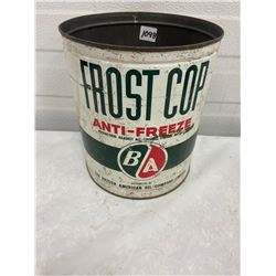 B/A Antifreeze Tin