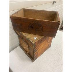 Egg Crate & Prune Box