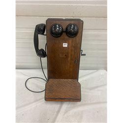 Lonny Box Oak Telephone