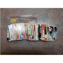 BAG OF OLD HOCKEY CARDS