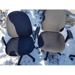 Lot 2 Office Chairs