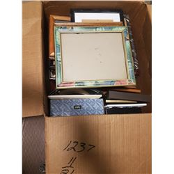 Lot Picture Frames
