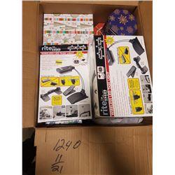 Box Lot Misc. Items