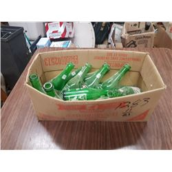 Box Lot 7UP Bottles