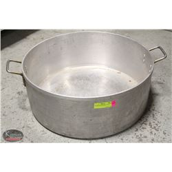 "ALUMINUM STOCK POT 22"" X 8.5"""