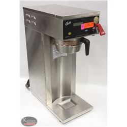 CURTIS S/S COFFEE BREWER W/ HOT WATER TAP