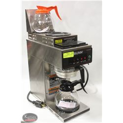 BUNN CW SERIES COFFEE BREWER M#: CWT-35-3T