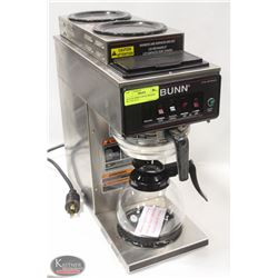 BUNN CW SERIES COFFEE BREWER M#: CWT-35-3T