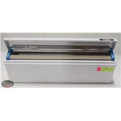 LARGE FILM OR FOIL WRAPMASTER W/ CUTTER