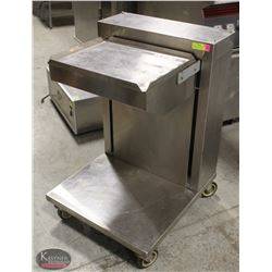 CADDYMAGIC RACK, TRAY, AND OVAL PLATE DISPENSER
