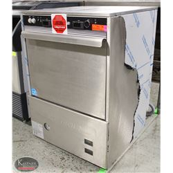 JET-TECH COMMERCIAL UNDERCOUNTER DISHWASHER