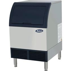 NEW ATOSA 140LBS STANDING ICE MACHINE