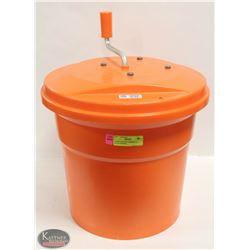 DYNAMIC 20L COMMERCIAL SALAD SPINNER