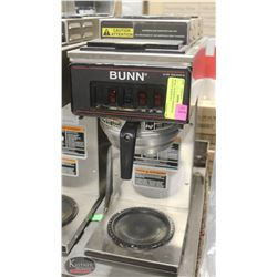 BUNN CW SERIES COMMERCIAL COFFEE MAKER W/ 3