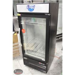 MINUS FORTY UPRIGHT GLASS DOOR DISPLAY FREEZER