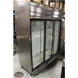 COLDSTREAM TRIPLE GLASS DOOR DISPLAY COOLER