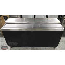 6' PERLICK REFRRIGERATED REACH IN BACK BAR COOLER