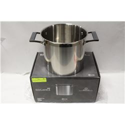 INOX ELEGANCE 4.5L S/S INDUCTION CAPABLE STOCK POT