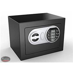 "NEW PROGRADE 9""X6-7/8""X6-7/8"" ELECTRONIC SAFE"