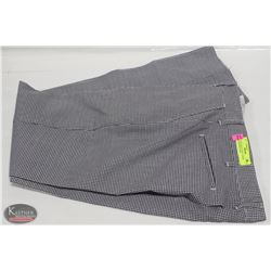 1 NEW PAIR OF CHEF / COOK'S CHECKERED PANTS