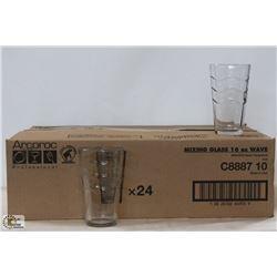 CARDINAL 16OZ COOLER/MIXING GLASS, 1 CASE