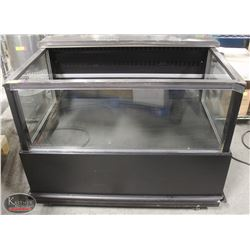 3' REACH-IN DISPLAY COOLER / SHOWCASE- 225L