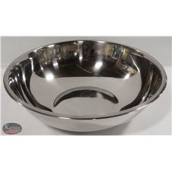 NEW WINCO 20 QT STAINLESS STEEL MIXING BOWL