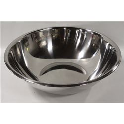 NEW WINCO 16 QT STAINLESS STEEL MIXING BOWL