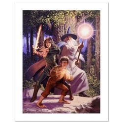 """""""Arwen Joins The Quest"""" Limited Edition Giclee on Canvas by The Brothers Hildebrandt. Numbered and H"""