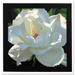 """""""Rose in the Shadows"""" Limited Edition Giclee on Canvas by Brian Davis, Numbered and Hand Signed with"""