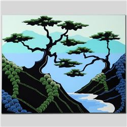 """Secret Cove"" Limited Edition Giclee on Canvas by Larissa Holt, Numbered and Signed. This piece come"
