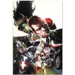 """Marvel Comics """"What If? Secret Invasion #1"""" Numbered Limited Edition Giclee on Canvas by Leinil Fran"""