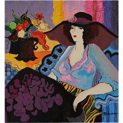 "Patricia Govezensky- Original Serigraph on Paper ""Noa"""