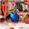 """Image 2 : Nobu Haihara, """"Strawberries For Lunch"""" Limited Edition Canvas, Signed and with COA."""