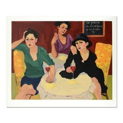 """Linda Kyser Smith, """"Lunch Special"""" Limited Edition Serigraph, Numbered and Hand Signed with Certific"""