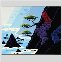 """""""Haystack Isle"""" Limited Edition Giclee on Canvas by Larissa Holt, Numbered and Signed. This piece co"""